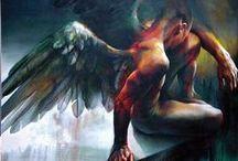 Angel / Angels Anioły - inspiracje