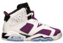 100% Real Jordan 6 GS Bright Grape Cheap Sale / 2014 New style Jordan 6 GS Bright Grape for sale online.Buy Cheap Bright Grape 6s Shoes with 100% authentic promise and free shipping. http://www.theblueretros.com/ / by $119 Order Jordan 11 Low Concord Concord 11s Cheap Sale Online