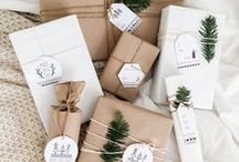 christmas / beautiful christmas decor | creative gift wrapping ideas | unique advent wreaths & calendars | unconventional christmas trees and more...