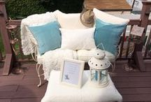 Yard ideas / Patios out door furniture fire pits. / by Maria Rod 40/40