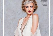 BOLD WEDDING MAKEUP / For the daring bride, check out these bold wedding makeup looks by MGOFS.