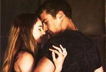 Divergent Trilogia :) / Tris and Four