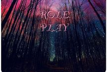 ROLE PLAY! / All are invited! Invite whoever you want and please no chain mail or anything inappropriate. LET THE ROLE PLAY COMMENCE!