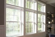 Double-Hung Windows / Window World's best-selling Double-Hung Windows are an impeccable combination of sophisticated engineering, high-tech craftsmanship, careful installation and a lifetime of backing. Characterized by easy maintenance and classic aesthetic styling, these vinyl windows are an easy choice for improving curb appeal and quality of life.