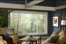 Sliding Windows / A favorite of Window World customers, especially in the west, our sliding windows incorporate advanced technology to achieve new heights in efficiency and performance while providing clean, beautiful profiles. Facilitated by superior design and craftsmanship, operation of Window World's Sliding Windows is effortless, leading to years of enjoyment and delight.
