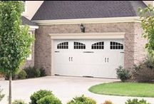 Garage Doors / Window World® Garage Doors feature timeless, durable steel designs with modern luxuries, offering a variety of colors, styles and finishes, to complement any home.