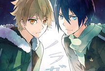 Noragami / Five yen will grant you one wish from the god Yato. I finished both manga and anime in 3.5 days. NEW RECORD!!
