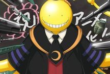 "Assassination Classroom / ""Now everyone, let's spent this final year in a meaningful fashion."" - Korosensei"