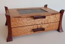 Boxes / Inspirations for boxmaking projects