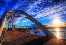 bridges / by Cindi Audelo