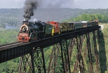 Trains Group Board / VintageTrains & Steam Engines
