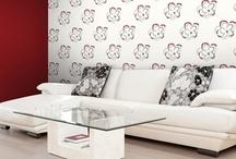 Colección Casa Nuova / Casa Nuova es una colección de papeles pintados moderna y elegante creada por Grandeco Wallfashion Group.