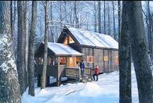 Winter Getaways / Plan your next winter getaway with Recreation News.