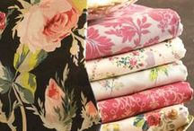 Printed Cotton Fabrics / Our beautiful 100% cotton printed fabrics feature a schreiner finish, and are perfect for quilting, clothing, home decor and so much more! Or fabrics are sold by retailers internationally, or can also be purchased by the yard on www.annagriffin.com.