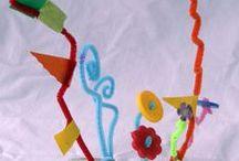 KJ Art (classroom) / by Kids Junction, Madison