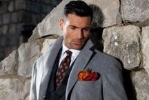 SpReZzAtUrA / Mens fashion fashion styles Old and new / by Harry O