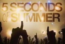 5 seconds of summer <3 :* / 5sos family Obsessed with my boys / by Karina (:
