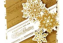 Holiday Stamping / by Anna Griffin, Inc.