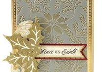 Holiday Embossing / by Anna Griffin, Inc.