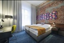 EC-5 / HOTEL INTERIORS / Hotel  TOBACO / INTERIOR DESIGN OF HOTEL / TOBACO by EC-5 Architects / Lodz Poland