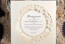 Wedding Invitations / The Anna Griffin wedding invitation collection celebrates impeccable style and everlasting romance. From bridal luncheons, engagement parties and save-the-dates to the wedding day, each invitation will set the perfect tone for an unforgettable event. / by Anna Griffin, Inc.