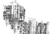ARCHITECTURE SKETCHES / Architectural sketches - perfect skills to show the world from yours angle.