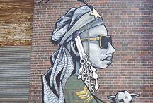 Urban Art / My favorites in urban art