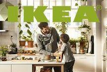 IKEA Katalog / Prvi IKEA Katalog u svijetu izdan je 1951. godine u Švedskoj. Pogledaj kako se tijekom godina mijenjala naslovnica.  / by IKEA Hrvatska