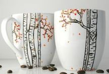 Mugs&Cups / It's all about mugs and cups, original, strange, and on how to customize them!