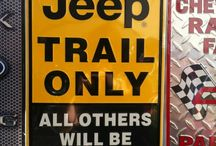 Jeep Adventures / Pin and share your favorite jeep trails around the country or places that you would like to go with your jeep. Invite more jeep fans to pin to this board.  / by Mark Brasier