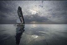 Sailing in Cala Gonone - Sardegna / Gaetano Mura e bet1128 sailing team a Cala Gonone sulla costa orientale della Sardegna. Un mare da sogno