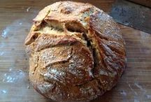 Sourdough / All of the awesome ways to use sourdough