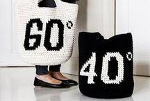 Crochet Baskets