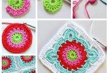 crochet - hækling