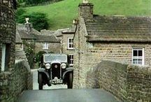 ~All Creatures Great And Small~ / I'm really addicted to this serie since my childhood. I've visited three times The World Of James Herriot Museum in Thirsk and Skeldale house in Askrigg. I've had the time of my life!