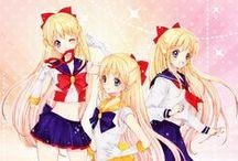 Sailor Venus(Sailor V) - Aino Minako