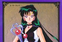 Sailor Pluto - Meiou Setsuna
