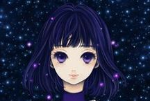 Sailor Saturn - Tomoe Hotaru