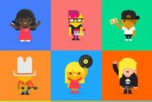 SongPop Characters / The SongPop Family