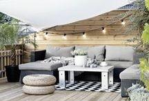 Balkonien ☀ / Ideen für einen kleinen aber feinen Balkon