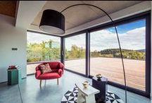 PORTE-FENÊTRE ET BAIE COULISSANTE / La gamme OKNOPLAST de portes-fenêtres et baies coulissantes.