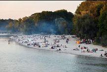 Visit München ✔ / Dinge die ich bei meinen Wochenenden in München entdecken bzw. finden möchte.