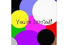 Interesting Invitations / by Katie Morris