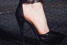 Keep your head, heels & standards high / Designer Shoes