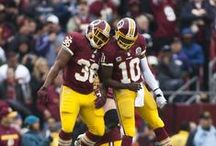 Redskins / by Peggy Jensen