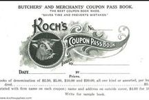 Koch Classics / Long before we were Bunzl Processor Division, we were Koch Butcher's Supply Company. Here are a few hand-drawn images from our 1912 catalog. The attention to detail in each of these images is truly amazing. It's interesting to see that modern versions of the same products are still used today!