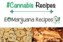 #Cannabis Recipes / Pot Pancakes, cannabis kissed cookies, weedy brownies, medicated cheese dips, ganja goldfish. Explore the wonders of weed combined with some of your favorite foods with these edible recipes.