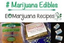 #Marijuana #Edibles / Marijuana Edibles can be made from weed butter, tinctures, or concentrates. For a home grower weed butter is the best way to medicate recipes on a regular basis.