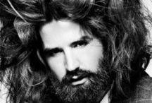 Upstairs beard / #hair #menshair #menshairstyle