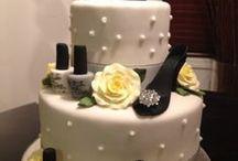 Fondant vs Buttercream Cakes / Decorated cakes w/fondant and buttercream